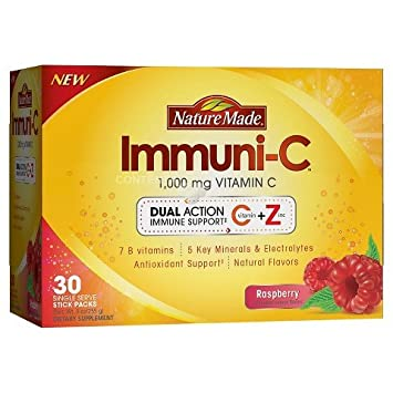 Amazon.com: Nature Made immuni-c 1000 mg Vitamina C ...