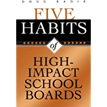 Five Habits of High-Impact School Boards