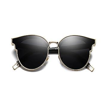 NUBAO Gafas De Sol Polarizadas Gafas De Sol Mujeres Redondo Rostro Personalidad Anti-ultravioleta Gafas