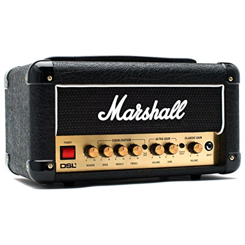 Marshall Amps M-DSL1HR-U Guitar Amplifier Head by Marshall Amps