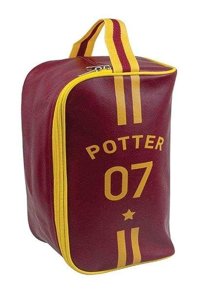 5cc4de95762 Amazon.com  Groovy Harry Potter Wash Bag Quidditch Team Gryffindor ...