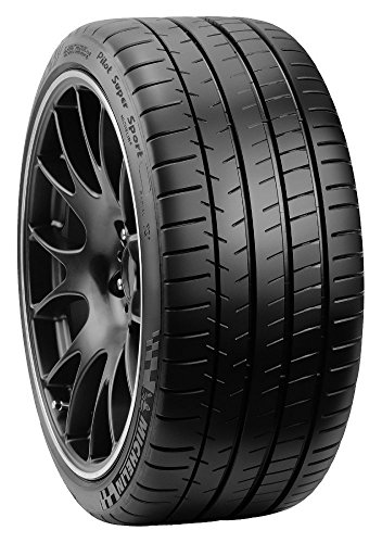 Michelin Pilot Super Sport Performance Radial Tire-225/45ZR18 95Y