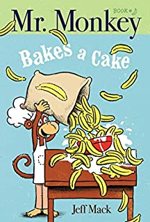 Book Cover: Mr. Monkey Bakes a Cake