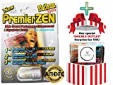 - 516t0hiKpqL - PremierZen Platinum 5000 Sexual Performance Enhancer [Bundle 6 Pills + 'Double Outlet' Gift]