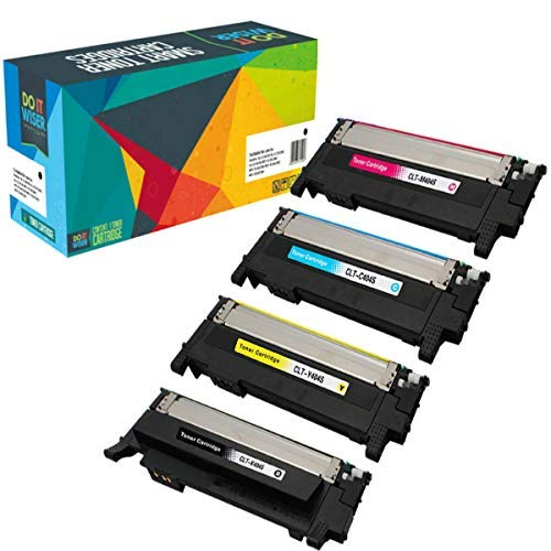Do it Wiser Compatible Toner Cartridge Replacement for Samsu