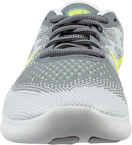 Desde Español Cargo de envío bajo Envío gratis Eastbay Rn 2017 (gs) En Ejecución De Zapatos Gris Libre De Nike Chica / Verde Popular barato en línea El precio más barato Códigos de descuento realmente baratos ssQ0y