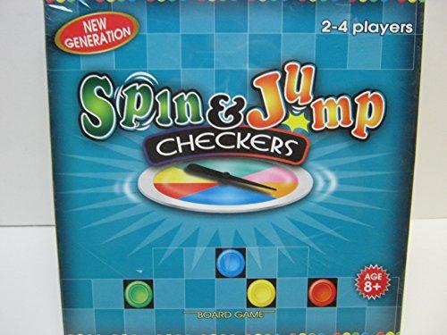 スピンとジャンプCheckersの商品画像