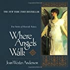 Where Angels Walk by Anderson, Joan Wester…