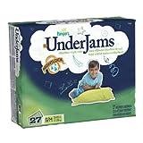 Pampers UnderJams for Boys Mega Pack, Size S/M, 27ct (Pack of 3)
