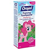 Orajel Toddler Training Toothpaste with My Little Pony