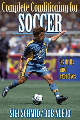 Complete Conditioning for Soccer (Complete Conditioning for Sports Series) pdf