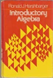 Introductory Algebra, Harshbarger, Ronald J., 0060426829