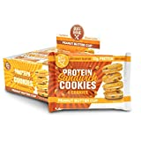Buff Bake Protein Sandwich Cookies, Peanut Butter Cup, 8 Count 1.79oz