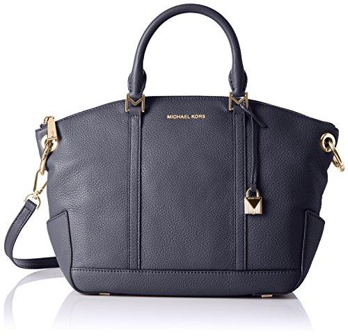 Michael Kors Beckett Medium - Shoppers y bolsos de hombro Mujer Azul (Admiral)