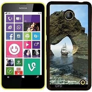 Funda para Nokia Lumia 630 - Hermoso Paisaje De Fantasía by nicky2342