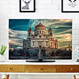 PRUNUS Front Flip Top Cathedral of Christ The Savior Front Flip Top W30 x H50 INCH/TV 52''