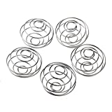 5X LAOMAO Stainless Blender Mixing Ball Protein Mixer Shaker...
