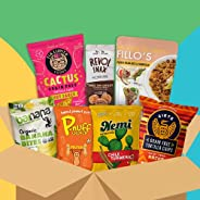 Deliciously Healthy Snacks Food Discovery Quarterly Subscription Box - Personal or Corporate Employee Apprecia
