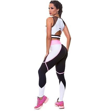 L&SH Ropa De Mujer 2 PCS Ocio Yoga Ropa Deportiva, Chaleco ...