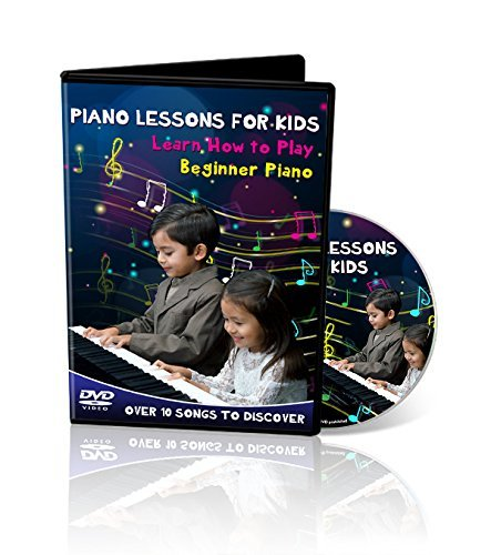 Piano Lessons for Kids - Learn How to Play Beginner Keyboard