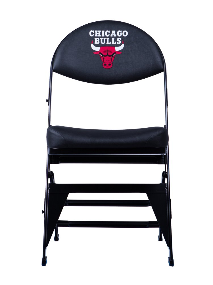 Spec Seats Official NBA Licensed X-Frame Courtside Seat Chicago Bulls