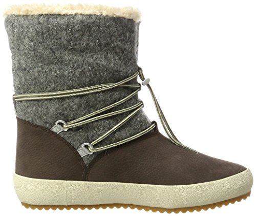 Gant Amy - Botines Mujer Braun (Dark Brown/Gray)