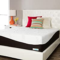 Simmons Beautyrest ComforPedic from Beautyrest Choose Your Comfort 14-inch Queen-size Gel Memory Foam Mattress Plush