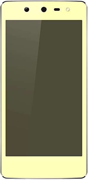 Micromax Selfie 3 Q348 (Yellow) Smartphones at amazon