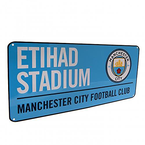 Street Sign - Manchester City F.C (BL)