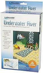 Underwater River with Air Pump Medium
