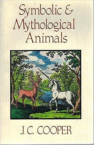 Symbolic and Mythological Animals by J. C. Cooper (1992-10-02)