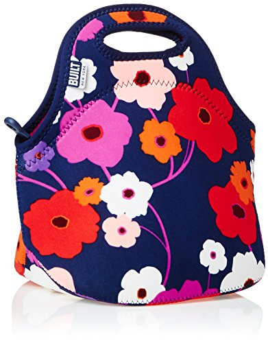 Lush Built lunch NY Lush Bag keeps Gourmet Flower cold Flower food Getaway Insulated tote or hot 664f0r
