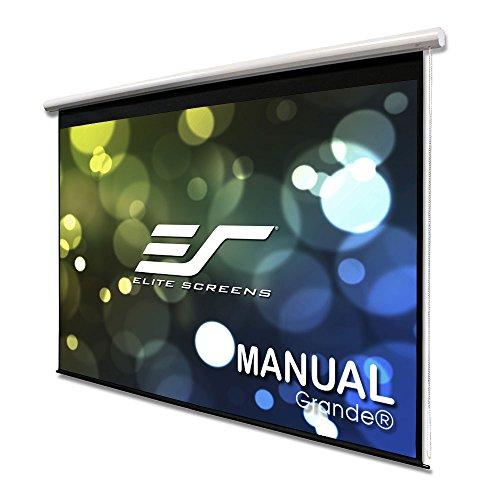 - Elite Screens Manual Grande B Series, 180