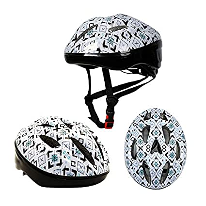 SK Studio Casco Bicicleta para Infantil Ajustable Bici ...