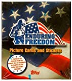 Enduring Freedom Trading Cards Box