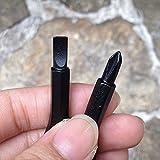 VANKER(TM) 2Pcs Black Stainless Tactical Keychain Pocket Screwdriver Opener Gear Multifunction Tool
