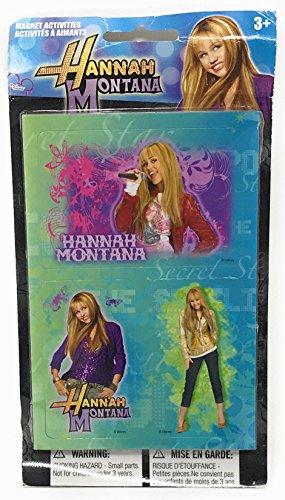 Hannah Montana Magnet Activities Hannah Montana Magnet Badges (DHNMG1)