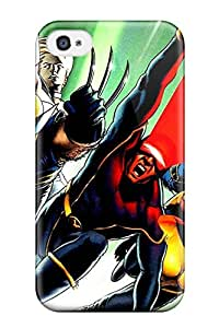 New Arrival Case Cover With Design For Iphone 4/4s- X-men 6429152K95000797
