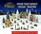 Cobblestone Corners 2019 Christmas Village