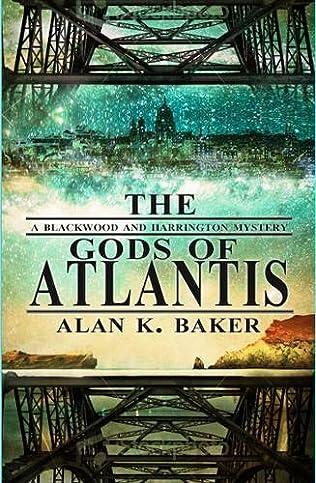 book cover of Gods of Atlantis