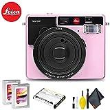 Leica Sofort Instant Film Camera (Pink) Ultimate Kit
