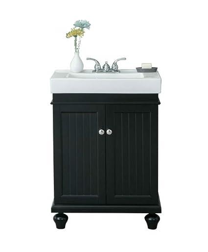 Legion Furniture WLF6028 E Bath Vanity, Espresso, 24u0026quot;