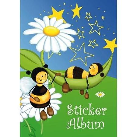 HERMA Stickeralbum ´Bienenwiese´, DIN A5 4008705154208