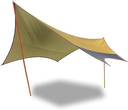 Tiendas de campaña Ocio al Aire Libre Canopy Iron Support ...