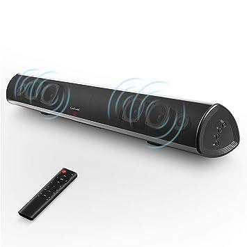 TV Barra de Sonido Bluetooth, funo Woo Home Theater 38 ...