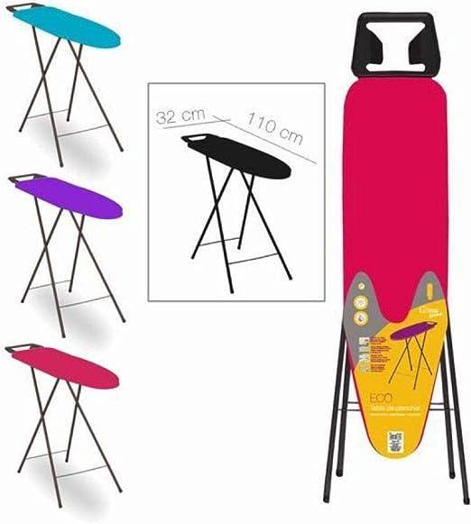 Sonecol, Mesa Plancha, 110x32 ta-150c, Colores Aleatorios: Amazon ...