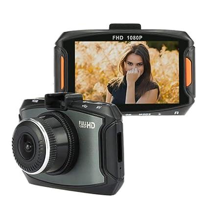 SAN_R Cámara 1080p de 3.0 Pulgadas para Autos, cámara de visión ...