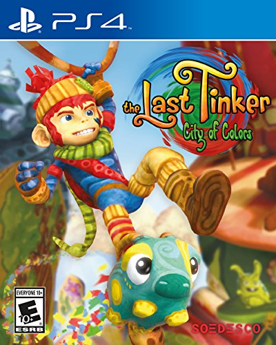 (The Last Tinker City of Colors - PlayStation 4)
