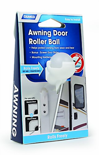 Camco 42005 Awning Roller Ball With Screen Door Slide