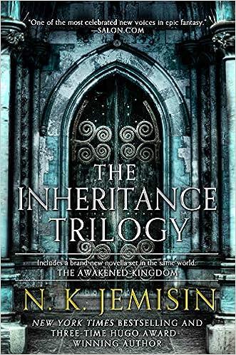 Image result for jemisin inheritance trilogy